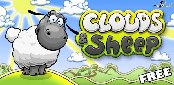 Giochi Android   Clouds & Sheep: aiuta il gregge a sopravvivere!