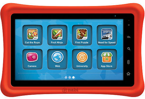 News Terminali | Android Tablet per i bambini