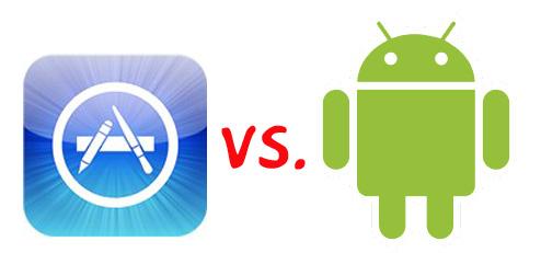 Novità | Android Market strapazza Apple Store