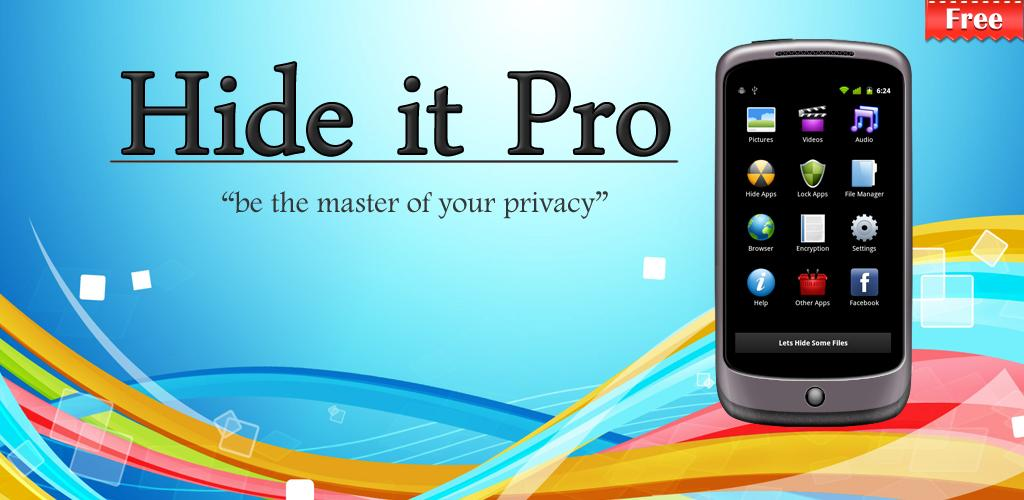 Android Apps | Hide It Pro aka Audio Manager