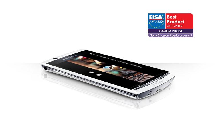 Novità | Sony Ericsson Xperia Arc S disponibile sul sito del produttore