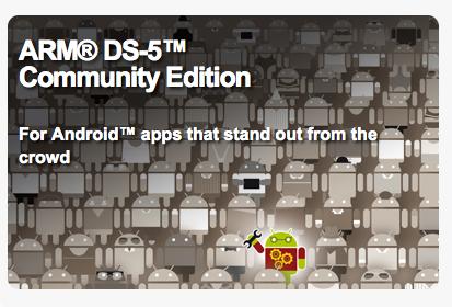 Novità| ARM lancia il toolkit per Android