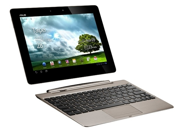 Video| Android Ice Cream Sandwich su Asus Transformer Prime