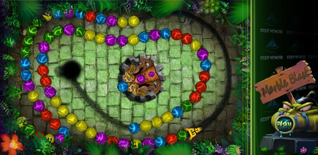 Novità Games| Divertiti a sparare bolle con: Marble Blast