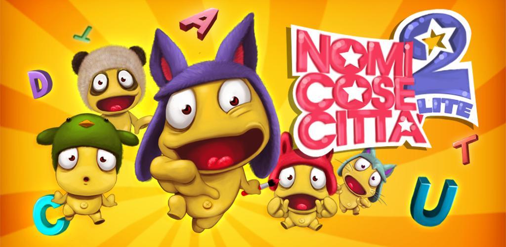 Novità Games  Nomi Cose Città arriva su Android!