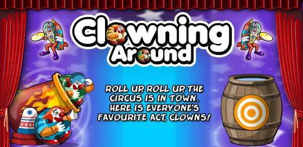 Game VideoReview | Clowning Around: Rotola rotola, il circo è in città!