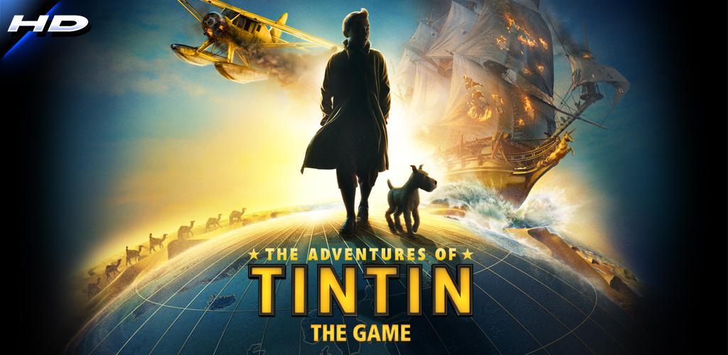 Game VideoReview | Le avventure di TinTin: Rivivere le avventure di TinTin su Android, provato per voi!