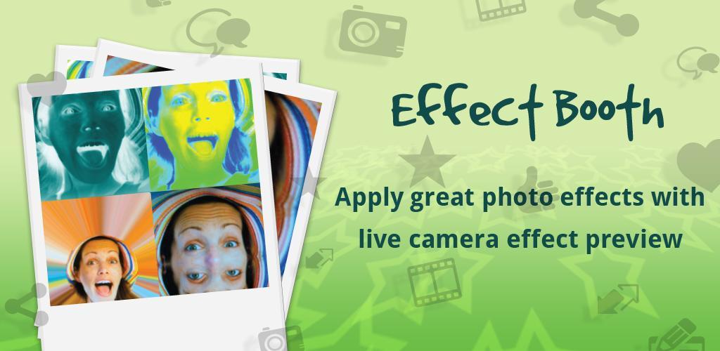 Novità Apps| Effect Booth: Dai effetto alle tue foto!