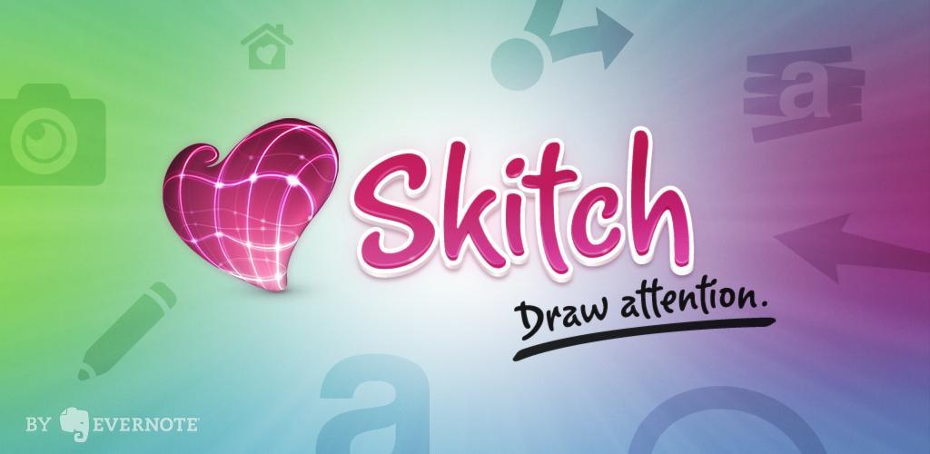 App VideoReview | Skitch: Annota, modifica e salva foto & disegni...velocemente!