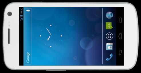Novità | Appare il Galaxy Nexus vestito di bianco