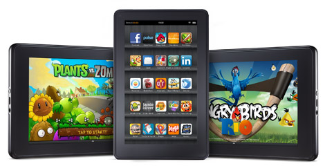 Novità Terminali | Android su Amazon Kindle Fire grazie a CyanogenMod 7