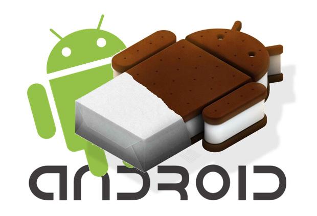 Novità Terminali| Quattro tablet aggiornati con Android 4 Ice Cream Sandwich