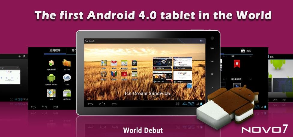 Novità Tablet | In arrivo tablet Intel con Android