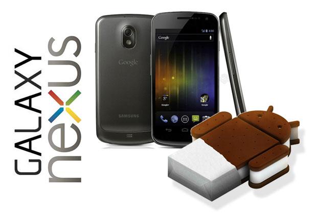 Novità Terminali | Rollout di Ice Cream Sandwich 4.0.2 per Galaxy Nexus