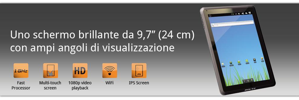 Novità Terminali| Arnova 9G2: in nuovo tablet Android