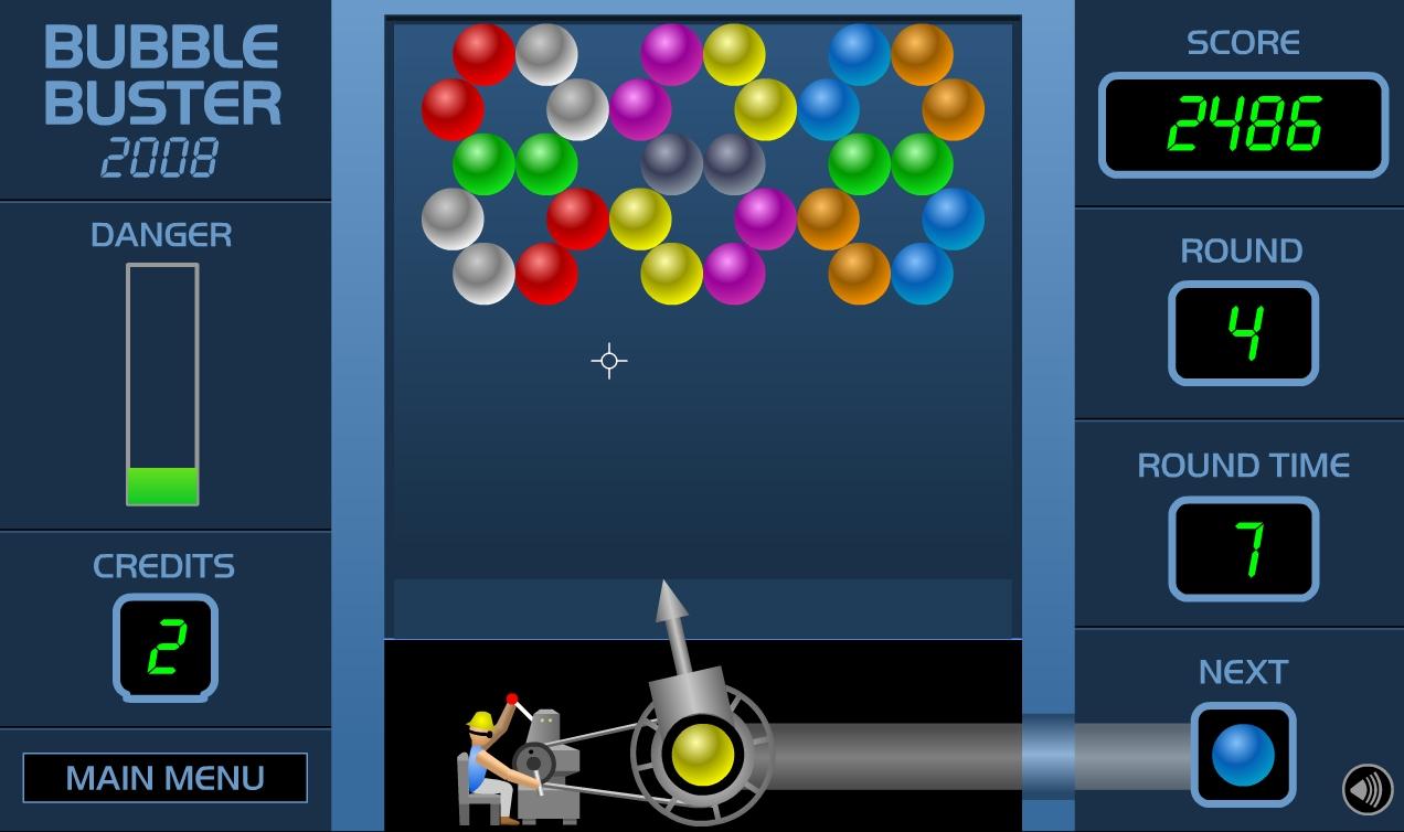 Novità Games:Scoppia le bolle con Bubble Buster PRO!