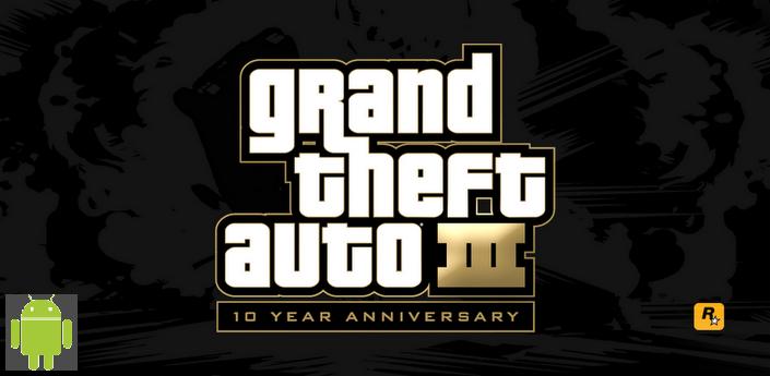 Novità Games | Gran Theft Auto III disponibile nel market Android