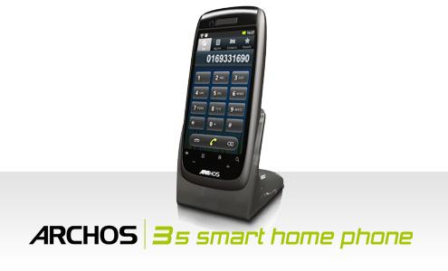 Novità Terminali| Arriva il cordless di casa con Android