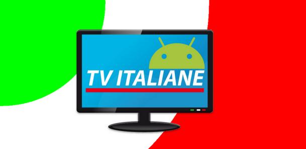 Apps Android | Tv Italiane: ecco come vedere la tv comodamente dal vostro Smartphone!