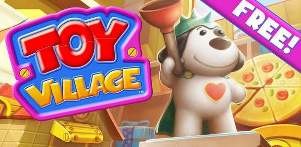 Novità Games| Costriusci il mondo dei giocattoli con Toy Village