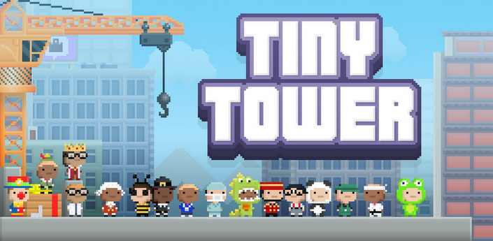 Novità Games| Costruisci la tua torre con Tini Tower