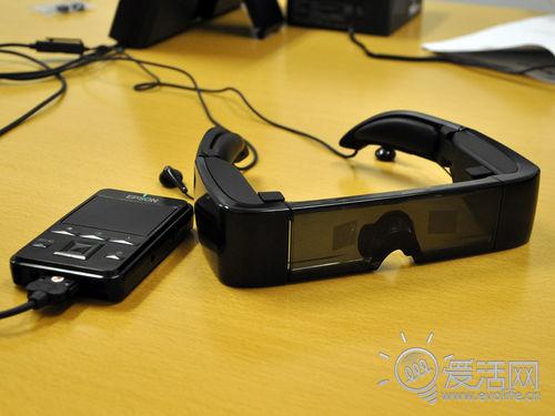 News | Anche Epson presente al CES di Las Vegas con gli occhiali Android 3D