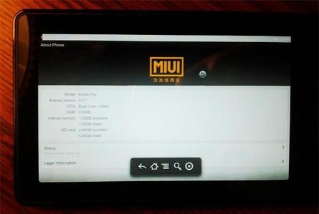 Novità Terminali | La rom MIUI approda anche sul Kindle Fire