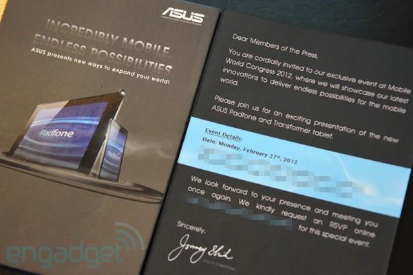 News | Asus Padfone verrà presentato al prossimo MWC 2012 (foto e video)