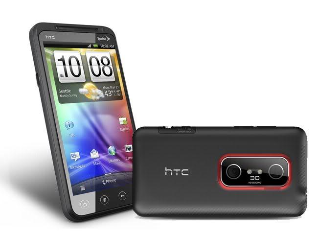 News Terminali | A breve un aggiornamento per HTC Evo 3D