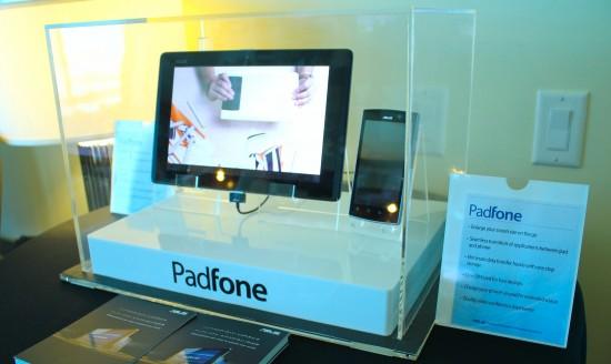 News | Asus Padfone: presentato un prototipo al CES di Las Vegas