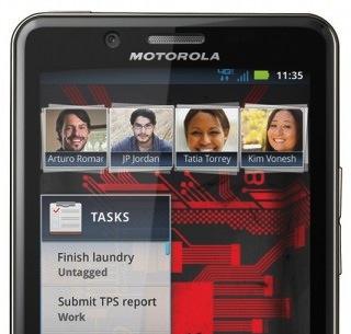 News Terminali | Motorola Droid Bionic riceve un altro aggiornamento OTA