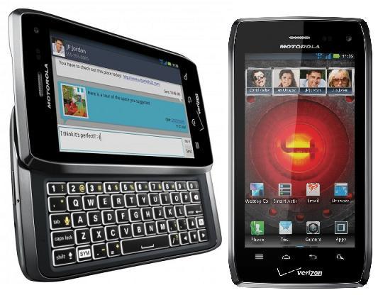 Novità Terminali| Motorola Droid 4 è stato presentato ufficialmente al CES
