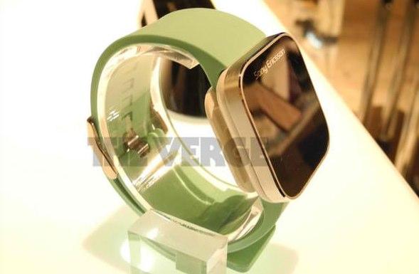 Novità| Sony Ericsson lancia il suo orologio Android!