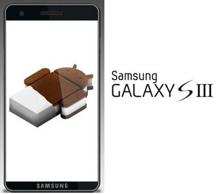 Novità Terminali| Samsung Galaxy S3: display HD, Quad Core e Android 4.0