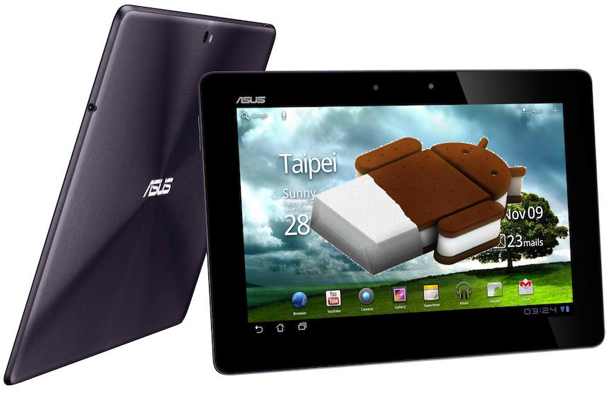 News Tablet | Rootato l'Asus Transformer Prime