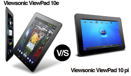 Novità Terminali| ViewSonic presenta ViewPad 10pi e ViewPad 10e!