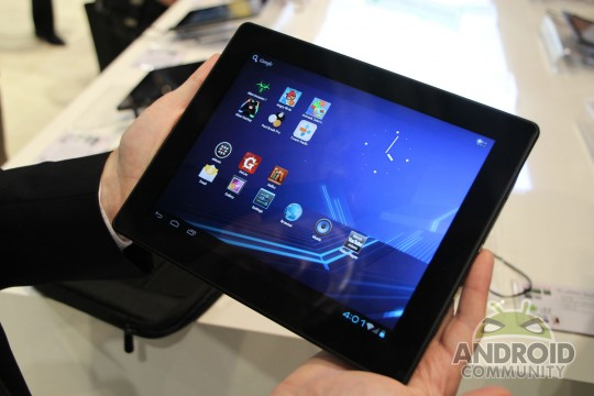 News Tablet | Anche Coby nella mischia dei tablet ICS