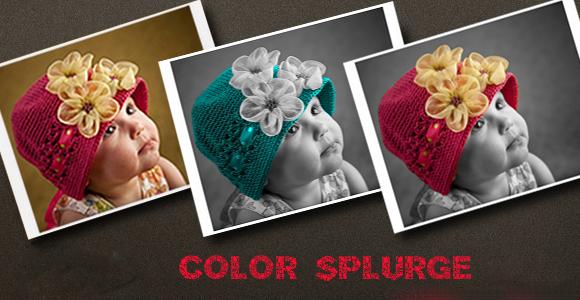 MissDroid| Colora le tue foto con 'Colore Splurge'