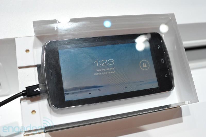 Novità Terminali| Xperia Ion arriva al CES 2012