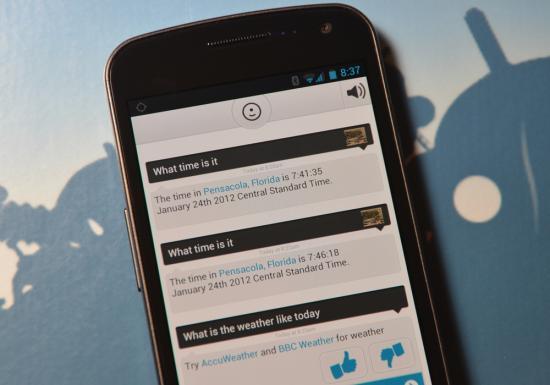 Novità Terminali| Evi, un Siri anche per Android