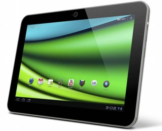 Novità Terminali| Toshiba presenta il tablet Excite X10 Androidroid
