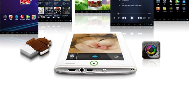 Novità Terminali| Hyunday A7: Un tablet Android da 60 euro!