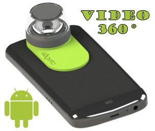 News | Video a 360° con Kogeto iCONIC per dispositivi Android