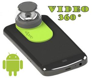 News | Video a 360° con Kogeto iCONIC per dispositivi Android