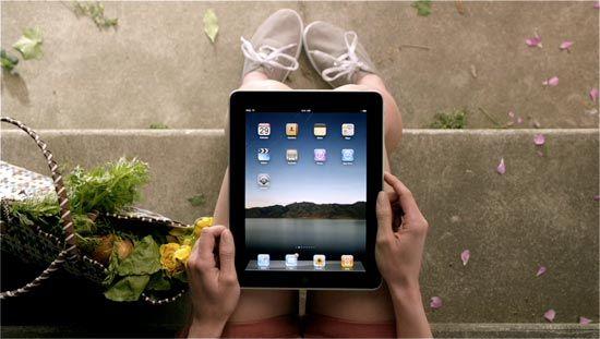 Novità Terminali| Secondo gli esperti i tablet causano problemi di postura!