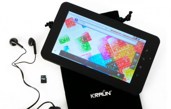 Novità Terminali| Arriva il nuovo tablet Phone da Kraun
