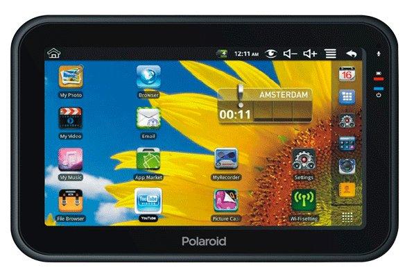 Novità Terminali| Tablet Android arrivano anche da Polaroid!