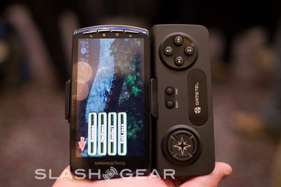 News | Gametel controller Bluetooth: controlli fisici per ogni Android [CES 2012]