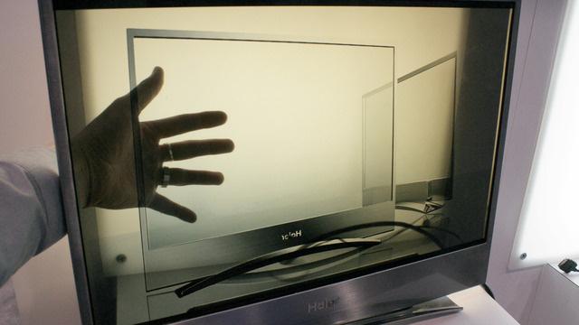 Novità| Ecco che arriva la TV dallo schermo trasparente...