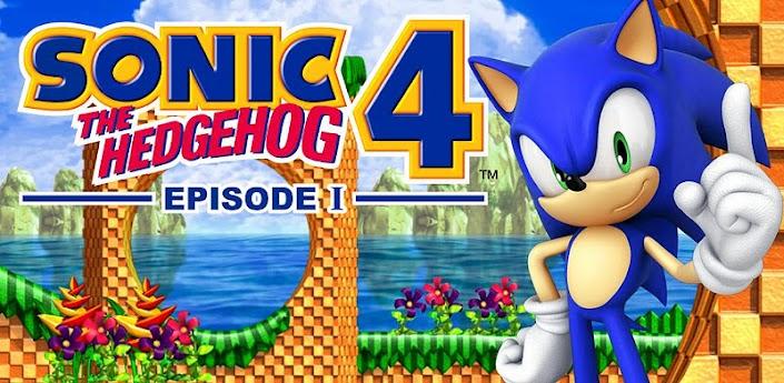 Novità Games| Sonic 4 Episode 1 corre finalmente in Android Market
